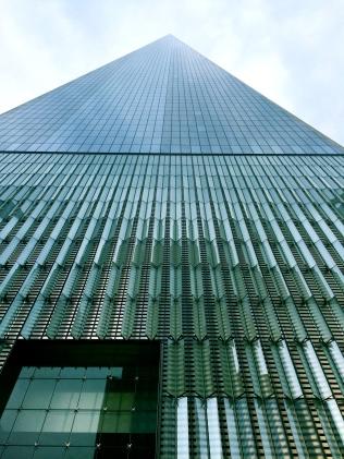 freedom tower below