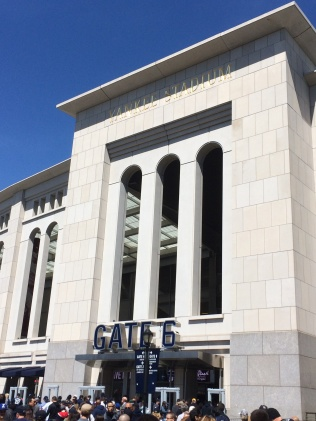 yankee stadium outside